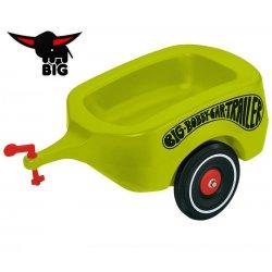 Big Przyczepka do jeździków Bobby Car z zaczepem
