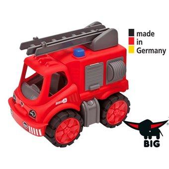 Big Samochód Straż Pożarna Auto Power Worker