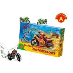Alexander Gra Wyścigi Formuły 1- wyścigi motocyklowe