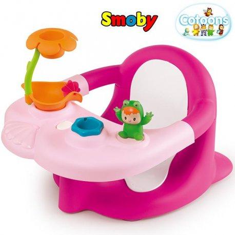 SMOBY Cotoons żabka do kąpieli różowa