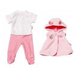 Baby Annabell Komplet ubranko dla lalki 46 cm Króliczek