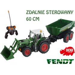 DICKIE Traktor Fendt zdalnie sterowany Pilot RC