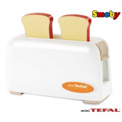 Smoby Tefal Toster bialy