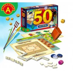 Alexander Świat 50 Gier
