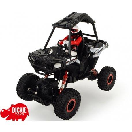 DICKIE Samochód Terenowy Polaris Rock Crawler RC 4x4
