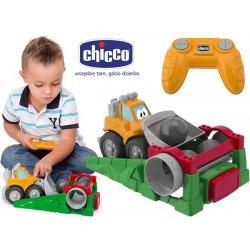 CHICCO Spychacz BENNY Zdalnie STEROWANY Samochód