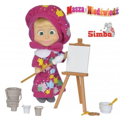 Simba Lalka Masza Malarka Sztaluga