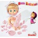 Simba Lalka Masza w stroju niemowlaka z akcesoriami