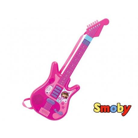 Smoby Violetta Gitara dźwięk