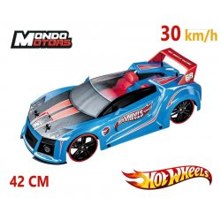 MONDO Hot Wheels Ogromny Pojazd Zdalnie sterowany RC Quick n'Sik