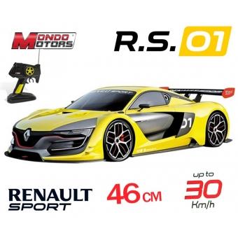 MONDO Renault Sport RS 01 Ogromny Samochód zdalnie sterowany RC Drift