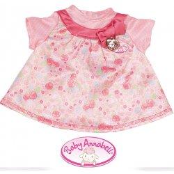 Baby Annabell Ubranko dla lalki Sukienka Różowa
