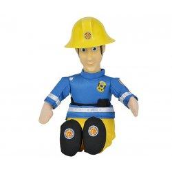 SIMBA Strażak SAM Maskotka figurka Elvis Pluszak Siedzi 25 cm