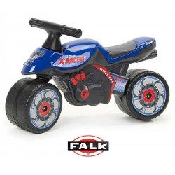 Falk Motor, Chodzik, Jeździk, Rowerek Biegowy Niebieski
