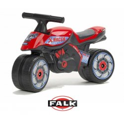 Falk Motor, Chodzik, Jeździk, Rowerek Biegowy Czerwony