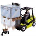 Dickie RC Wózek Widłowy Forklift zdalnie sterowany