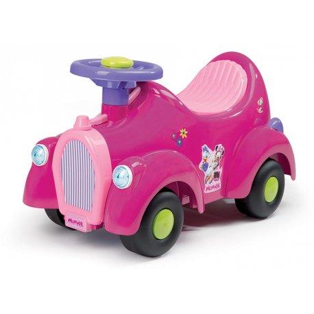 Smoby Jeździk Myszka Minnie Stylowe autko jeździk
