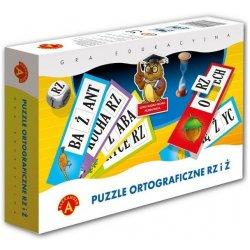 Alexander Puzzle Ortograficzne RZ I Ż