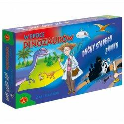 Alexander Gra w Epoce Dinozaurów, W Zamku