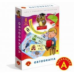 Alexander Ortografia - układanka edukacyjna