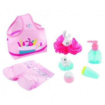 Baby Born Zestaw akcesoriów kąpielowych dla lalki