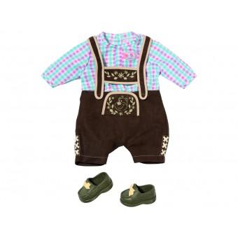 Baby Born Ubranko dla lalki 43 cm Ludowy Strój Bawarski dla Chłopca