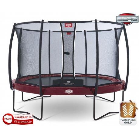 Nowość Duża profesjonalna trampolina do skakania BERG dla dorosłych i dzieci OS05