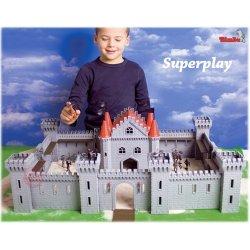 Simba Superplay Zamek średniowieczny + Rycerze