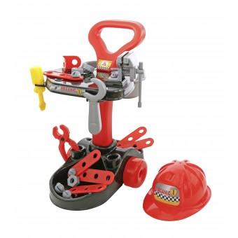 Wader QT Zestaw Mechanik Wózek 21 akcesoriów + kask