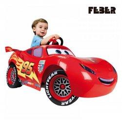 FEBER Samochód Cars Lightning Mcqueen 2 6V