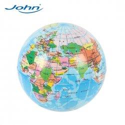 JOHN Piłka piankowa Globus