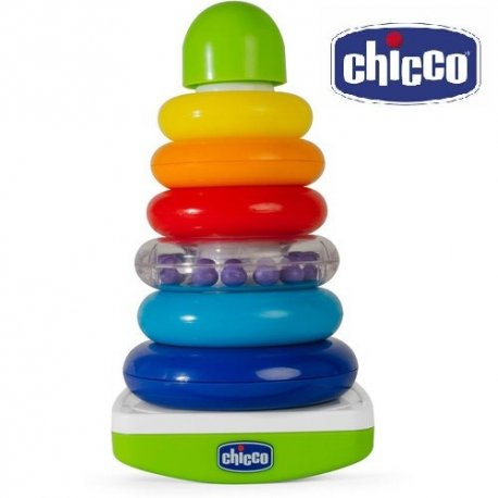 Chicco Układanka Wieża Piramidka układanka