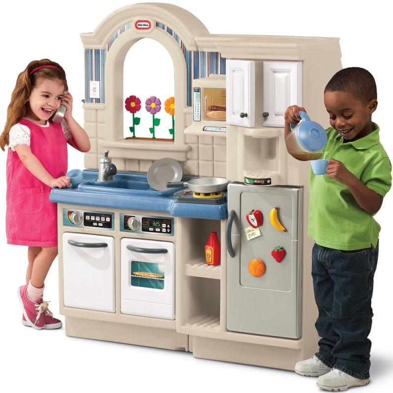 Kuchnia szefa dla dzieci z grillem Little tikes -> Kuchnia Dla Dzieci Little Tikes