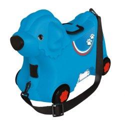 BIG Jeżdżąca walizka Bobby Trolley Czerwona