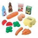 Zestaw produktów spożywczych Smoby Ecoiffier