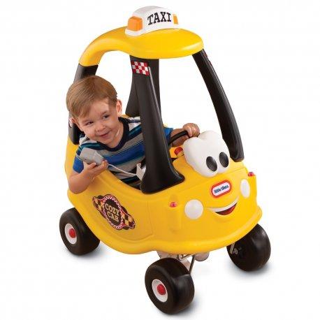 Jeździk żółty TAXI Cozy Coupe Little Tikes