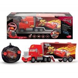DICKIE Ciężarówka Turbo Maniek Zdalnie Sterowany Auta 3 Cars 46cm