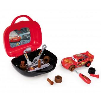 Smoby Walizka Zygzak McQueen z narzędziami Cars 3