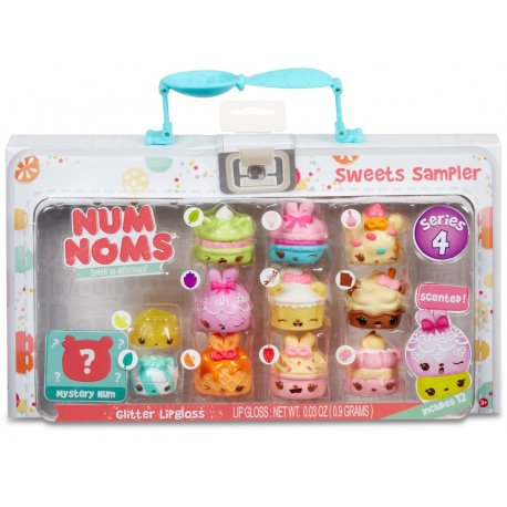 Num Noms Lunch Box zestaw DELUXE Seria 4 REKLAMA TV