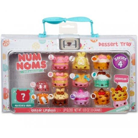 Num Noms Lunch Box zestaw DELUXE Seria 4 REKLAMA TV Dessert Tray