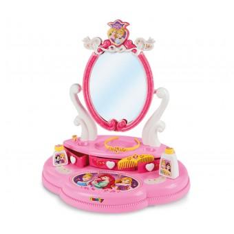 Smoby Toaletka Disney Princess bezpieczne lustro Księżniczki