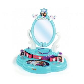 Smoby Toaletka Kraina Lodu bezpieczne lustro Frozen