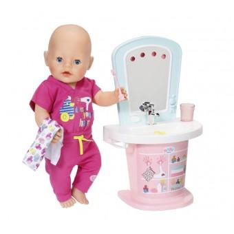 Baby born Interaktywna toaletka umywalka dla lalki 43 cm