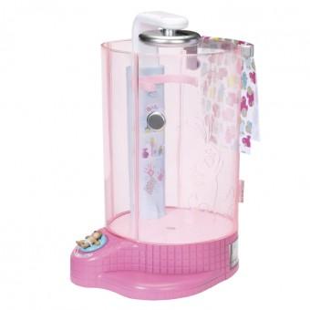 Interaktywny prysznic z obiegiem wody dla lalki Baby Born