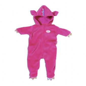 Kombinezon Smocze Ubranko Wonderland dla lalki 43 cm Baby Born