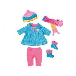 Baby Born ubranko dla lalki DE LUXE na chłodne dni Zestaw z kurtką
