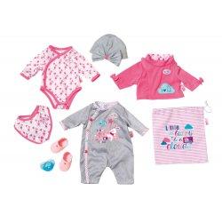 Baby Born Zestaw ubranek dla lalki 43 cm
