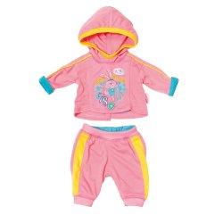 Baby Born Zestaw ubranek sportowych dla lalki 43 cm w kolorze różowym