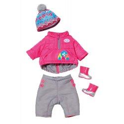 Baby Born Zestaw ubranek zimowych dla lalki 43 cm