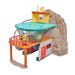 Simba Remiza Stacja ratownictwa górskiego Strażaka Sama